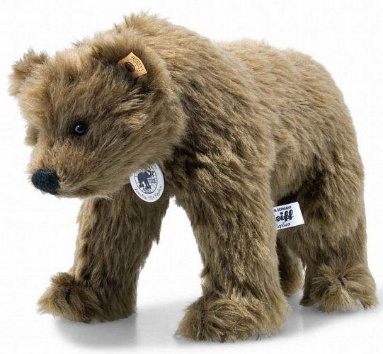 Morpeth Teddy Bears Steiff Shaggy Bear