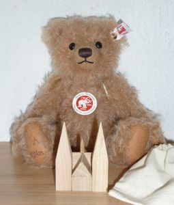 Morpeth Teddy Bears Steiff Cologne Cathedral bear