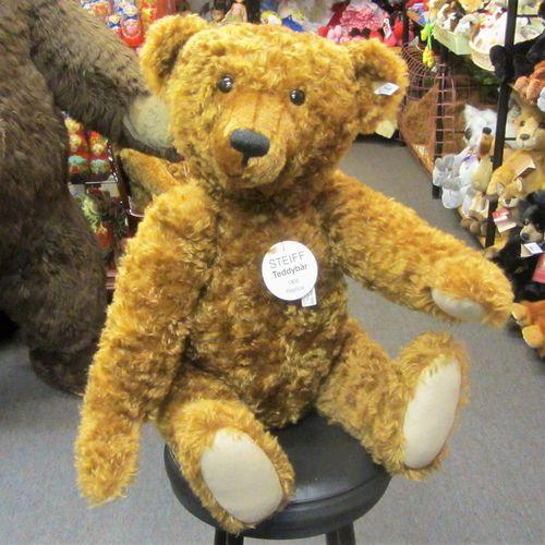 Morpeth Teddy Bears Steiff Teddy Bear 1906