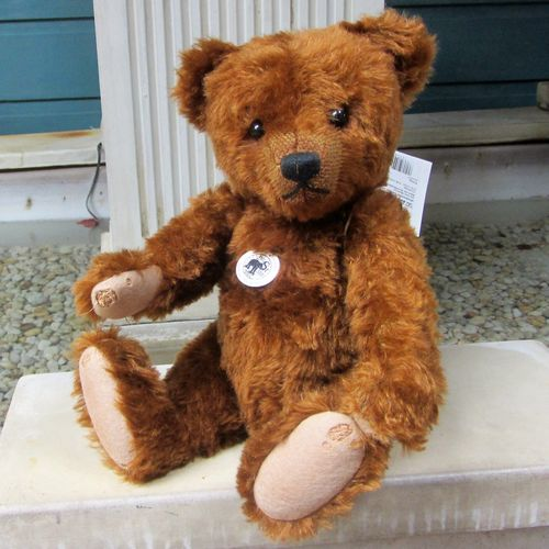 Morpeth Teddy Bears Steiff 1906 Replica