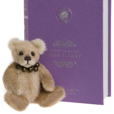 Morpeth Teddy Bears Charlie bear plush 2019 Hunter Valley Bear-illiant