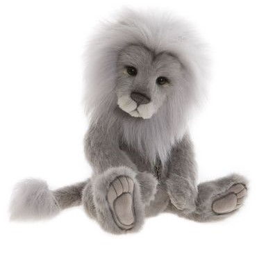 Morpeth Teddy Bears Charlie bear plush 2019 Hunter Valley Clock lion