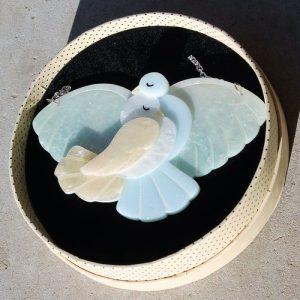 Erstwilder Necklace – Mes Colombes (Doves)