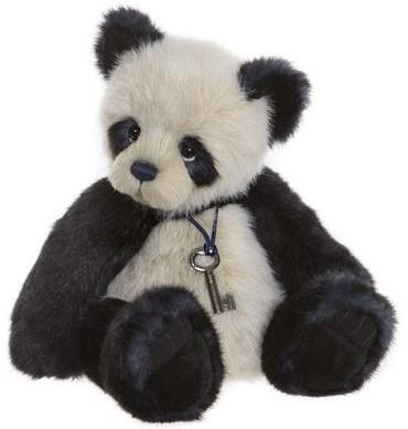 Morpeth Teddy Bears Charlie bear plush 2019 Hunter Valley Yin