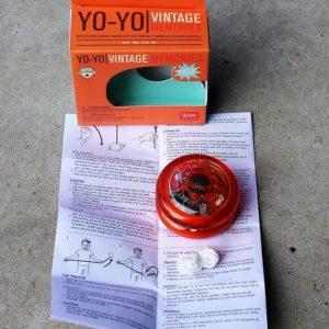 Yo-Yo Vintage Memories