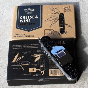 Cheese & Wine Multi Tool