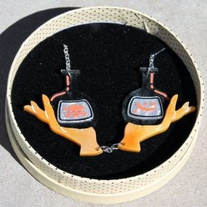 Erstwilder Necklace – What's Your Poison