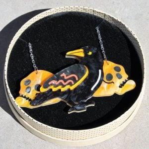 Erstwilder Necklace – Raven Mad