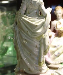 Young Lady Figurine