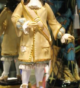 Royal Worcester Charles II Figurine