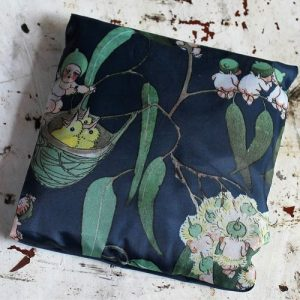 Reusable Bag – May Gibbs Navy
