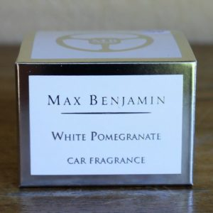 Car Fragrance – White Pomegranate