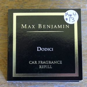 Car Fragrance Refill – Dodici