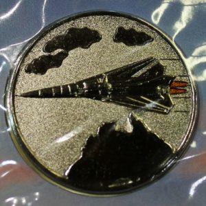 Aviation F-111 Medallion