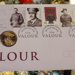 Victoria Cross One Dollar Coin