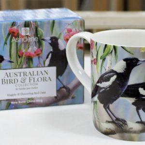Mug – Magpie & Gum Blossom