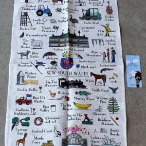 Teatowel – NSW Attractions & Icons