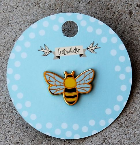 morpeth antique centre hunter valley erstwilder enamel pin harmonius honey bee brooch retro collectable pin up