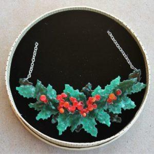 Erstwilder Necklace – Holly Jolly