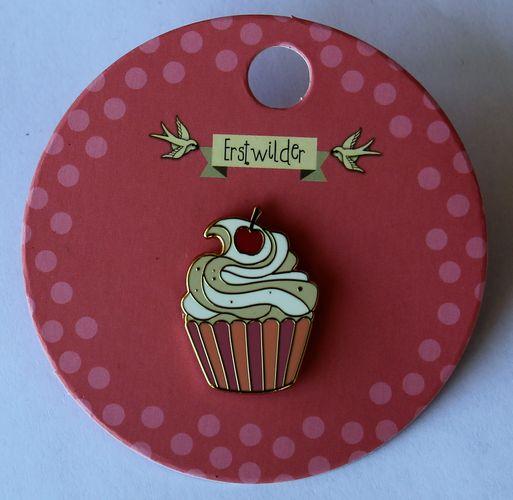 morpeth antique centre hunter valley erstwilder enamel pin charming cupcake retro collectable pin up