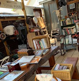 morpeth antique centre hunter valley man cave hq robinson ordinance shop 25 back hut garden militaria industrial books tokens garage metal shed gear motor
