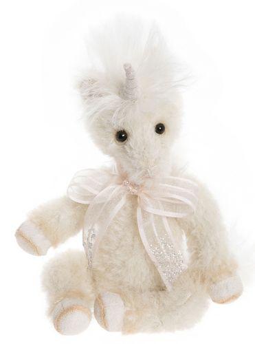 Morpeth Teddy Bears Charlie Bear mohair Minimo Little Gem unicorn 2020