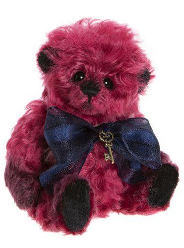 Morpeth Teddy Bears Charlie Bear minimo mohair bear Thimblebeary 2020