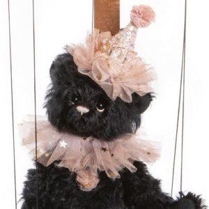 Morpeth Teddy Bears Isabelle Charlie Bear mohair 2020 Barbelles marionette
