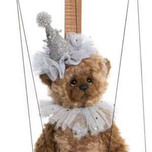 Morpeth Teddy Bears Charlie Bear Isabelle mohair Marionette Curtain Call 2020 2020