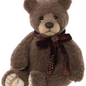 Morpeth Teddy Bears Isabelle Charlie Bear mohair 2020 Darius