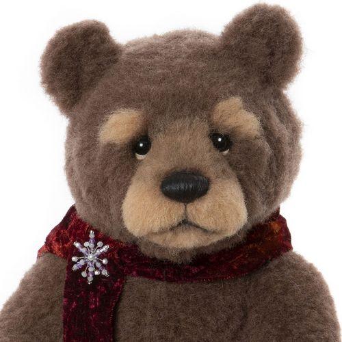 Morpeth Teddy Bears Isabelle Charlie Bear mohair 2020 Darwin