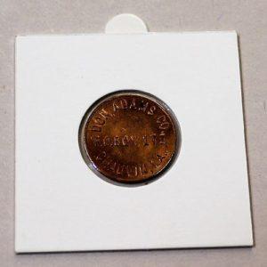 Don Adams USA Bicentennial Token