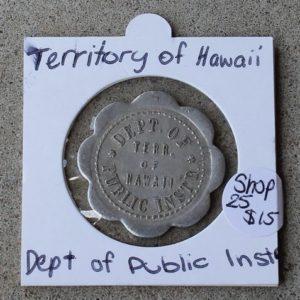 Territory of Hawaii Milk Token