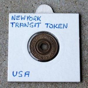 New York Transit Token