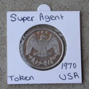 USA Super Agent Token