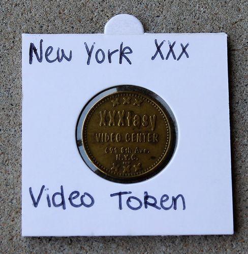 morpeth antiqe centre hunter valley shop 25 robinson ordinance coin new york peepworld video token america commemorative state usa
