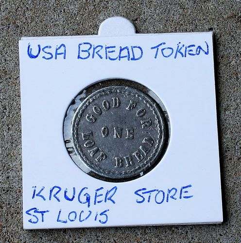 morpeth antique centre hunter valley usa bread token kruger store st louis depression 1930's