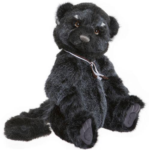 Morpeth Teddy Bears Charlie Bear plush 2020 Rea
