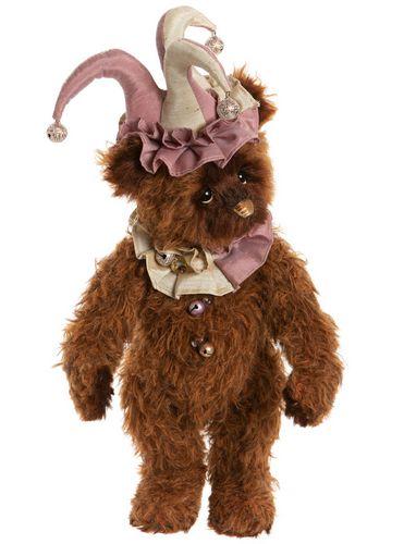 Morpeth Teddy Bears Isabelle Charlie Bear mohair 2020 Tom Foolery