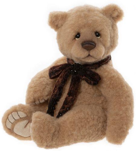 Morpeth Teddy Bears Isabelle Charlie Bear wool 2020 Winniebeargo