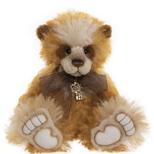 Morpeth Teddy Bears Charlie Bear Isabelle mohair alpaca Zsa Zsa 2020