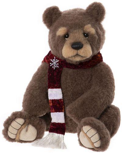 Morpeth bears Charlie Bear Isabelle wool Darwin