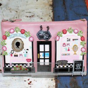 Vendula Beauty Lounge Pouch Bag