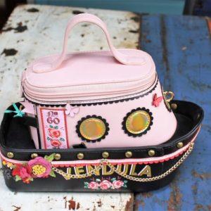 Vendula Love Boat Grab Bag Pink