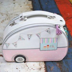 Vendula Sweetie Caravan Box Bag