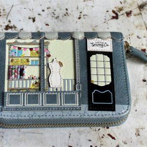 Vendula Sewing Shop Zip Around Wallet Medium