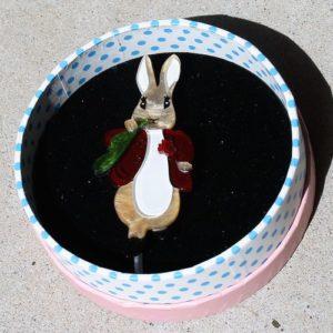 Erstwilder Brooch – Benjamin Bunny