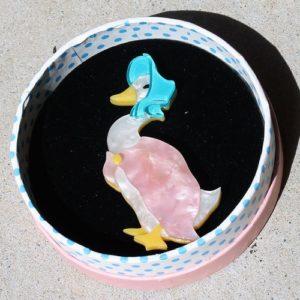 Erstwilder Brooch – Jemima Puddle-Duck
