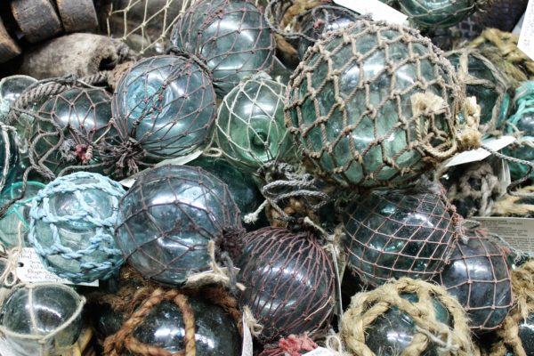 morpeth antique centre hunter valley vintage hokkaido provence region japanese glass fishing floats three four inch diameter nautical coastal