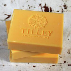 Tilley Soap Bar – Tahitian Frangipani